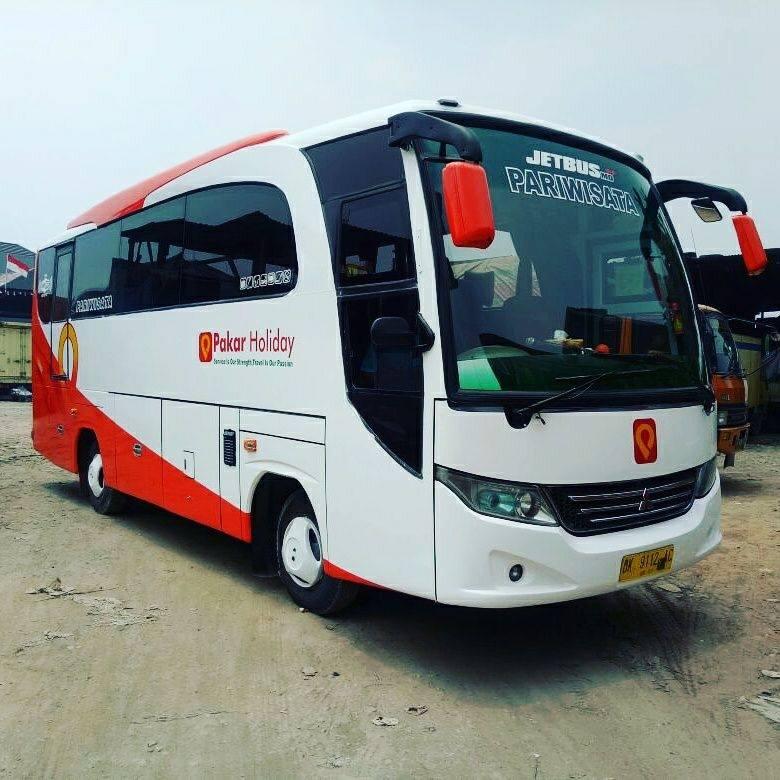Liburan Bersama Rombongan di Bandung Pakai Bus Pariwisata